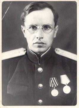 Евгений Иванович Забабахин