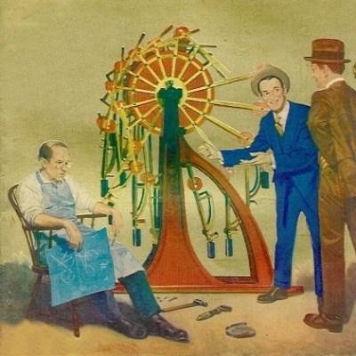 Вечное разочарование. Обложка журнала Science and Invention, март 1925 года