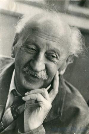 Абрам Иоффе. Сентябрь 1960 года