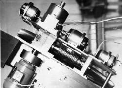 Привод по склонению телескопа РМ-700 с разрезным безлюфтовым червяком. Автор— Ю.С. Стрелецкий