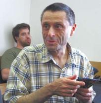 Г. Ольшанский на конференции вИППИ РАН
