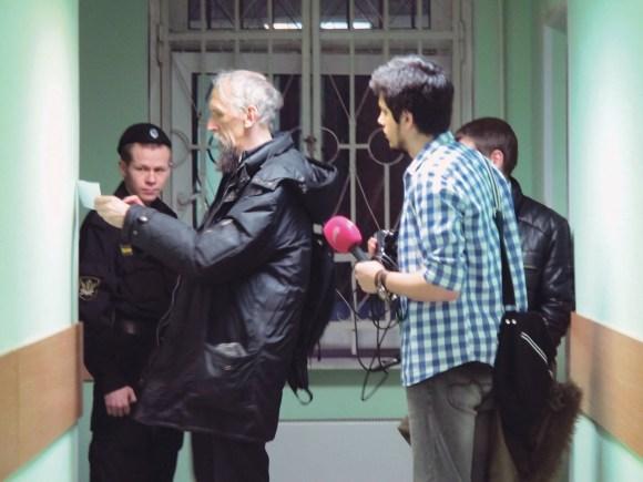 В.Васильев в суде. Фото Н. Деминой
