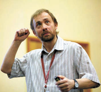 Олег Верходанов. Фото с сайта Фонда «Династия»