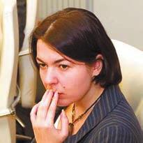 Анна Абалкина (Калабрина), канд. экон. наук, член совета Общества научных работников