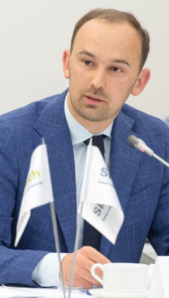 Александр Сафонов. Фото В. Шустикова