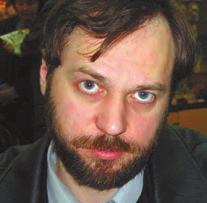 Максим Борисов, научный журналист