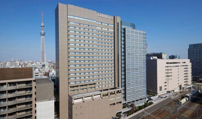 「東武ホテルレバント東京」の画像検索結果