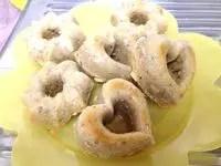 バジルチーズドーナツ