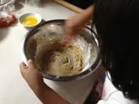 ジンジャークッキーを作る