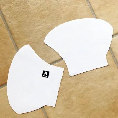 手作り立体マスク(子供・大人用)をWordで簡単デザイン!!6