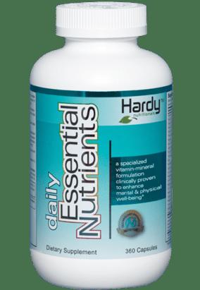 Daily Essential Nutrients, micronutrients, adhd, mental health