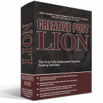 Creative Post Lion Automated Ad Software