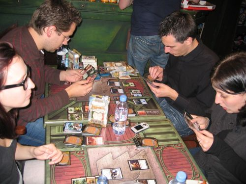 magic  the gathering event
