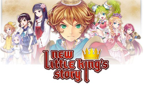 new little's king story
