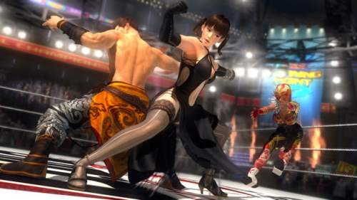 dead or alive 5 - doa5