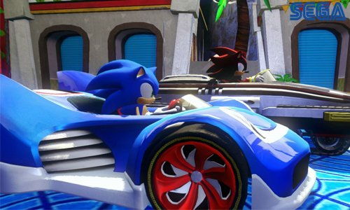 Concours Sonic & All Stars Racing Transformed