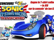 concours sonic & all stars stars racing transformed