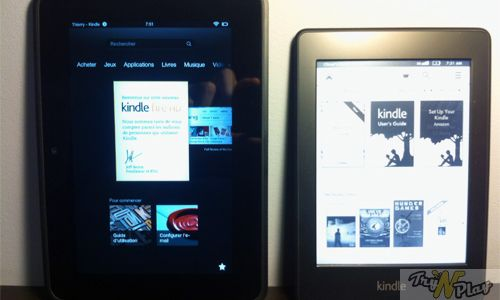test kindle fire hd
