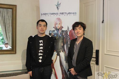 Final Fantasy XIII : Lightning Returns