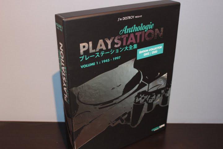 playstation anthologie