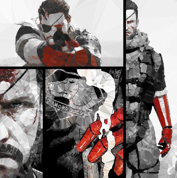 exposition Metal Gear Solid V
