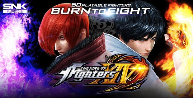 The King of Fighters XIV fera sa démo sur le Playstation Store