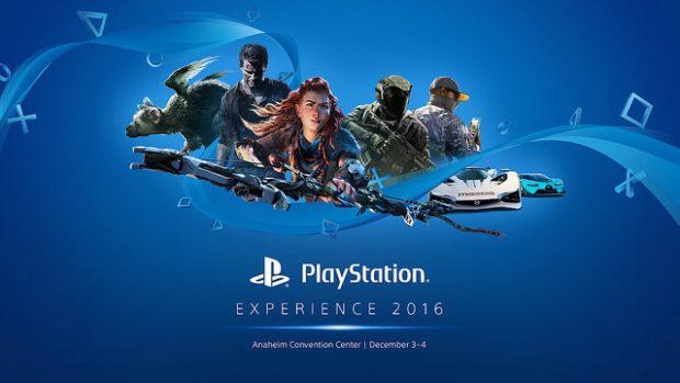 Playstation Experience 2016 : suivez la conférence en direct