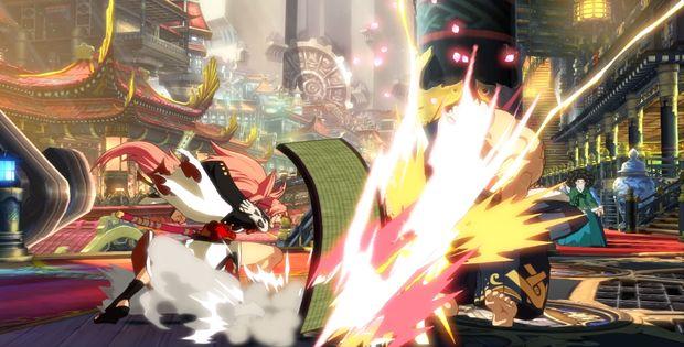 Guilty Gear Xrd REV 2 fait un tour de chauffe sur le Playstation Plus