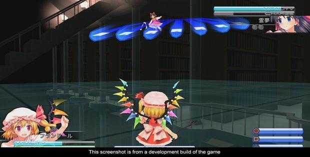 Touhou Kobuto V : Burst Battle