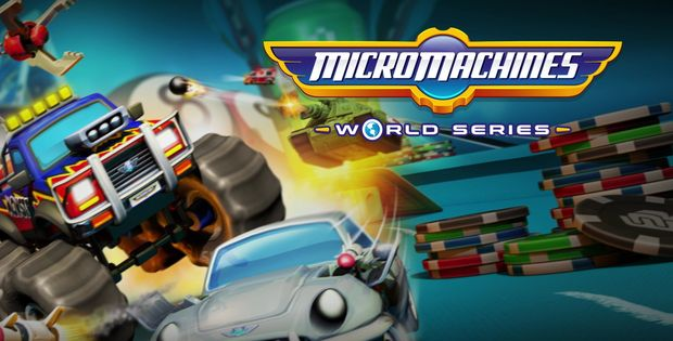 TEST - Micro Machines World Series PS4 : le jeu qui se la joue fast and minus