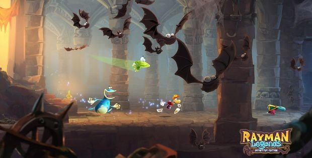Rayman Legends : Definitive Edition se rappelle sur Nintendo Switch