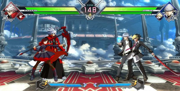 Blazblue Cross Tag Battle inaugurera sa saison estivale en Europe
