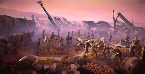 Gamescom 2018 - 11 - 11 : Memories Retold : mémoires de guerre en jeu vidéo