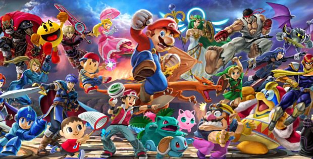 Paris Games Week 2018 - Nintendo : fun et tournois à gogo