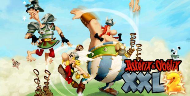 Asterix et Obélix XXL2