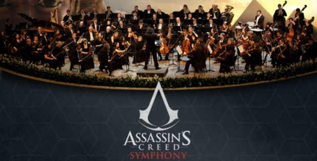 Assassin's Creed Symphony : lame musicale