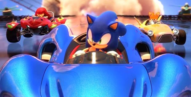TEST - Team Sonic Racing PS4 : le jeu de course participatif