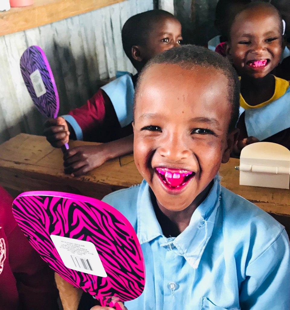 Beam Partnership World Health Dental Organization