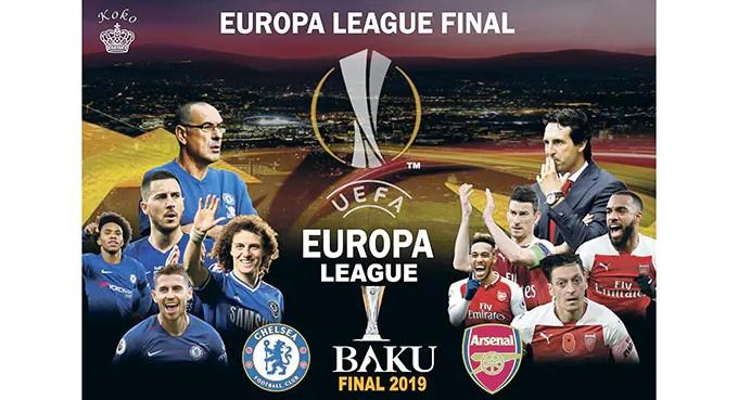 f557d0966 Liga Europy: Chelsea rządzi w Londynie