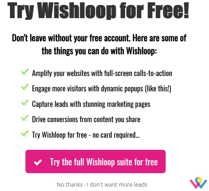 Wishloop