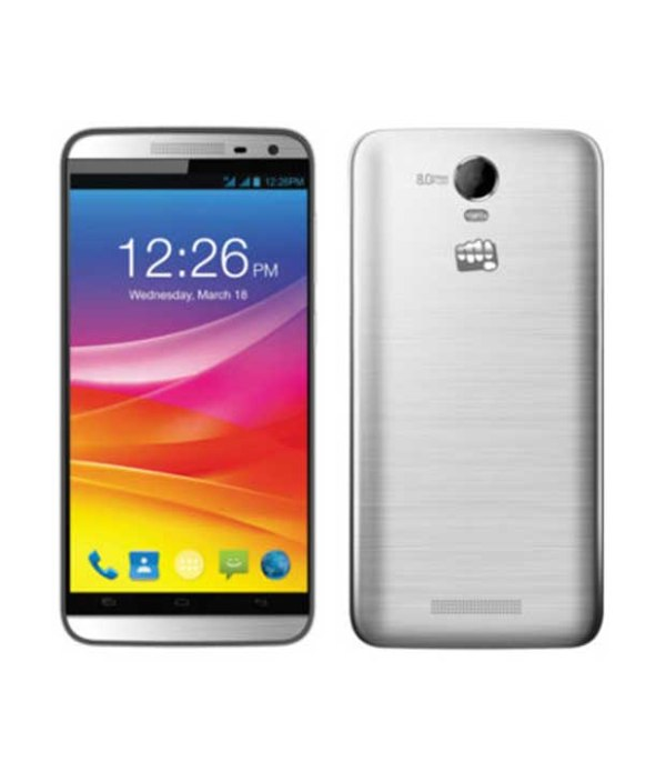 Micromax Juice 2 AQ5001 (8GB, Silver) 34% off--Snapdeal