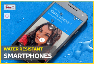 Offer, Special deal on Water Resistant Smartphones On FlipKart