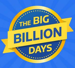 The big billion days sale flipkart 2016