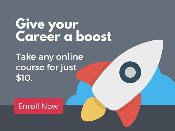 Excell with udemy $10 courses