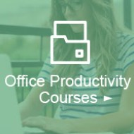 Office productivity courses on udemy