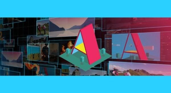 learn the virtual reality framework A-Frame for 10 bucks