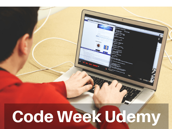 code week sale on udemy 2018