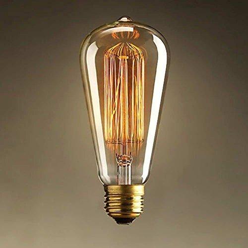 50% OFF coupon Edison Light Bulbs 6 Pack