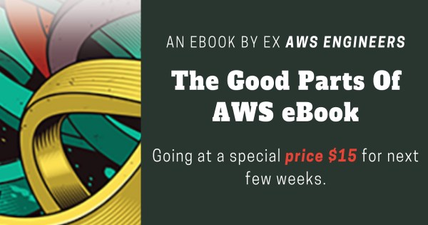 the good parts of aws ebook at $15