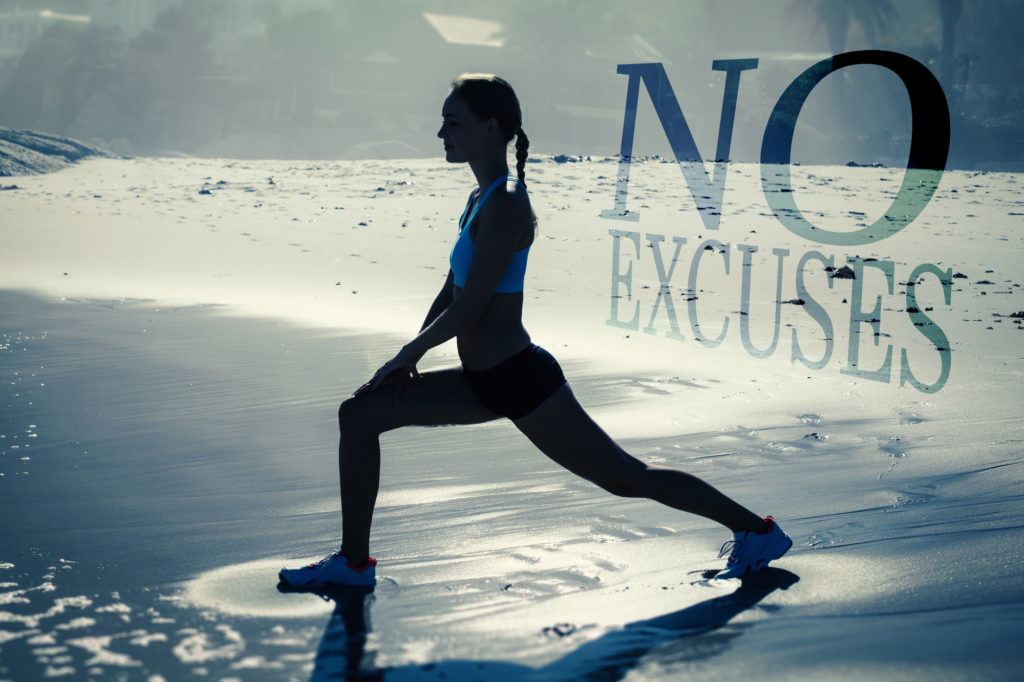 TOP 5 EXCUSES FOR AVOIDING EXERCISE